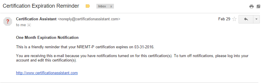 how to never get certificate revoked